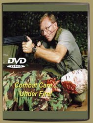 Combat Care Under Fire DVD Cover Art